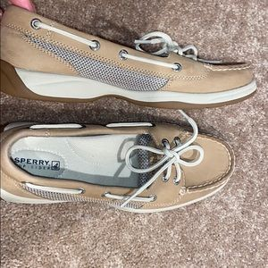 brand new sperry top siders